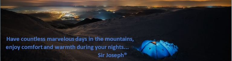 Nights in warm and comfy - Sir Joseph